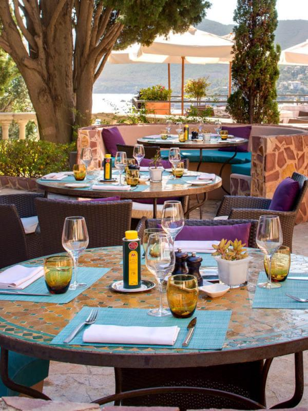 Hôtel Tiara Yaktsa – Terrasse © Magali Ancenay Agency