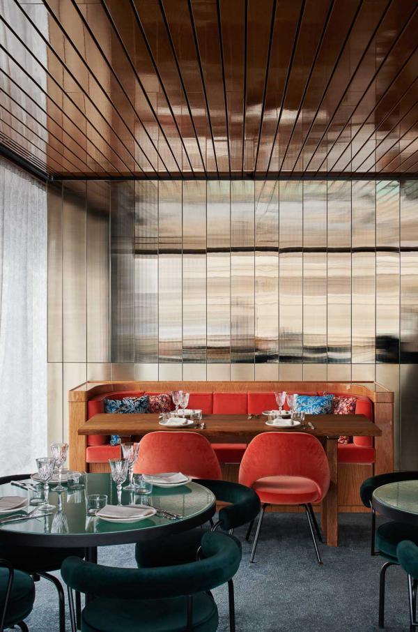 Tortuga | Intérieur du restaurant © Ambroise Tézenas