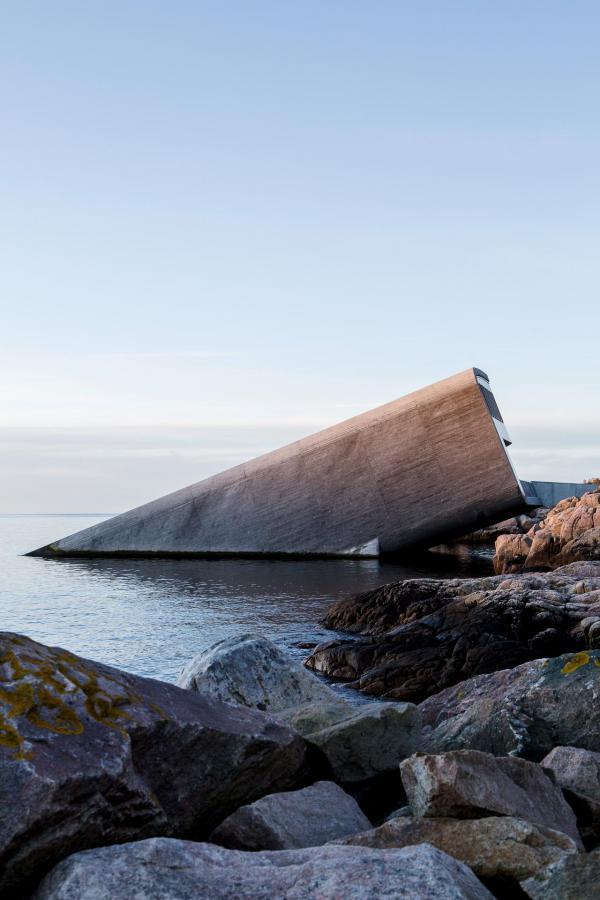 Restaurant Under © Inger Marie Grini/Bo Bedre Norge