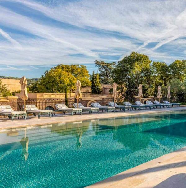 Villa Saint-Ange – Piscine © Villa Saint-Ange