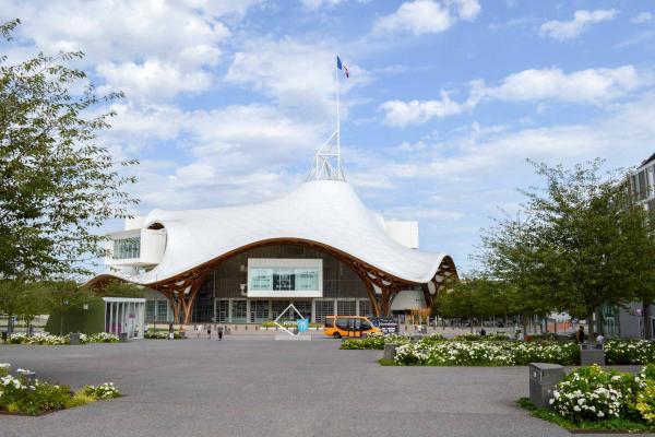 Le Centre Pompidou Metz a accueilli sondeux-millionième visiteurs deux ans seulement après sont ouverture © Pierre Gunther