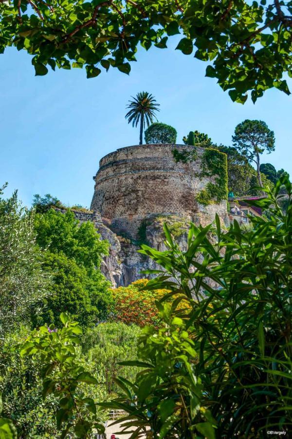 Jardin à Monaco © DR