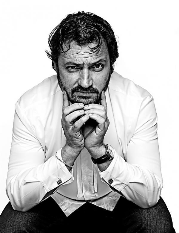 Yves Camdeborde, l'un des pères du courant bistronomique © Séphane de Bourgies