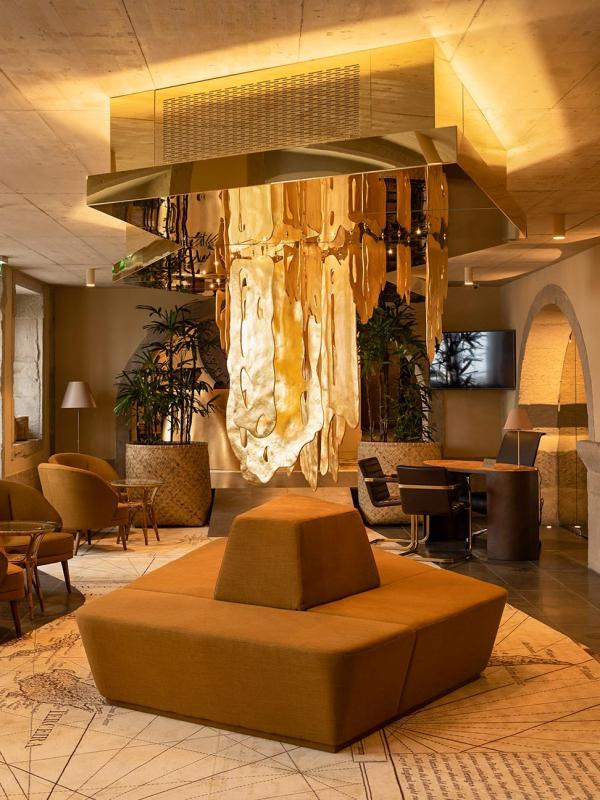 Zenite Boutique Hotel & SPA   Lobby © Zenite Group