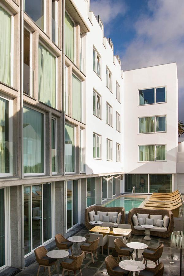 Zenite Boutique Hotel & SPA   Patio avec piscine © Zenite Group