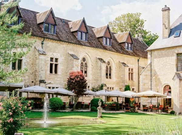 Abbaye de la Bussière – Extérieur © Abbaye de la Bussière