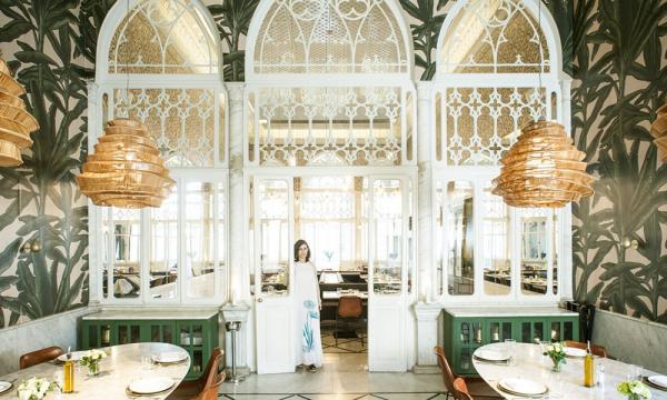 Le restaurant Liza Beirut © Liza