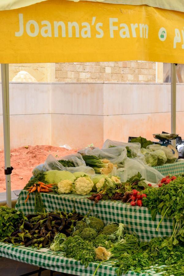 """Le Souk El Tayeb, le rendez-vous incontournables des """"foodies"""" beyrouthins © YONDER.fr"""