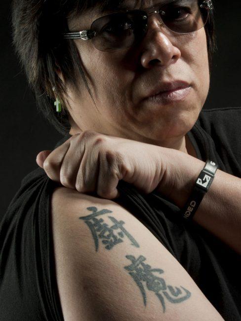 Autre chef atypique à avoir formé Adeline Grattard : Alvin Leung, aujourd'hui triplement étoilé pour son restaurant Bo Innovation à Hong Kong © Tannis Toohey / Toronto Star