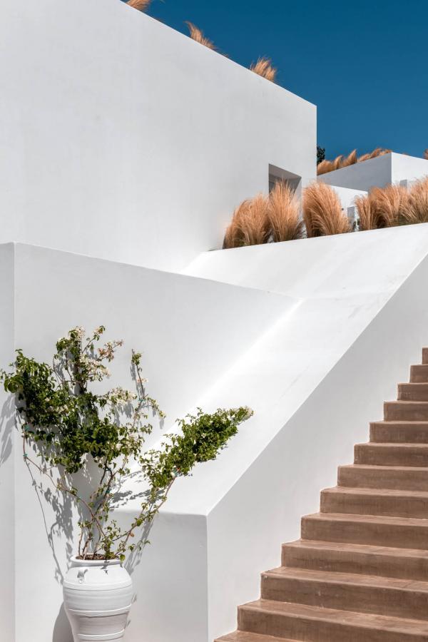Andronis Arcadia | Un hôtel aux allures de village grec © Andronis Arcadia