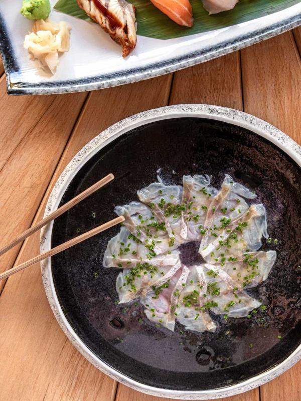 Sushi © Andronis Arcadia