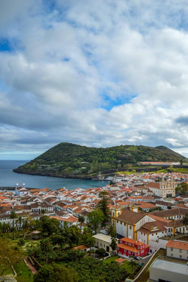 Vue depuis le jardin Duque da Terceira © YONDER.fr/PG