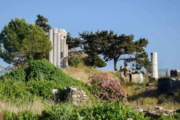 Le Château de Byblos est un incontournable de la visite de la cité millénaire © YONDER.fr