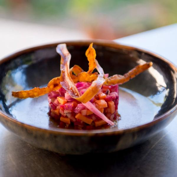 Ginkgo - cuisine