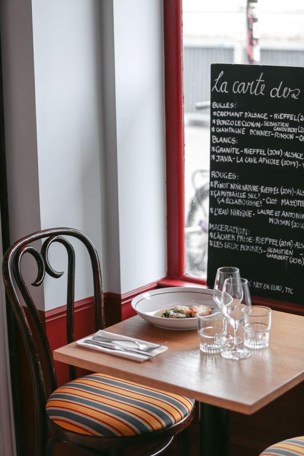 Café Les Deux Gares © The Good Place
