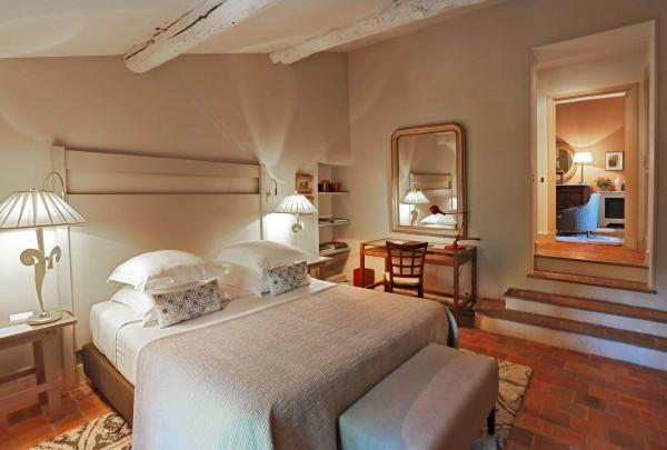 La chambre 60 à Baumanière © Johan Meallier