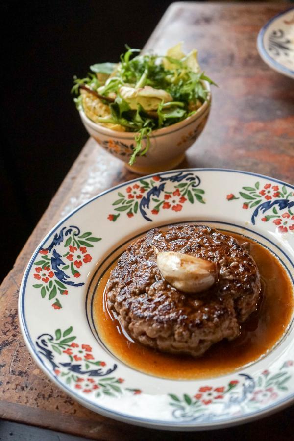 Le steak haché de l'épi d'or © MB-YONDER.fr