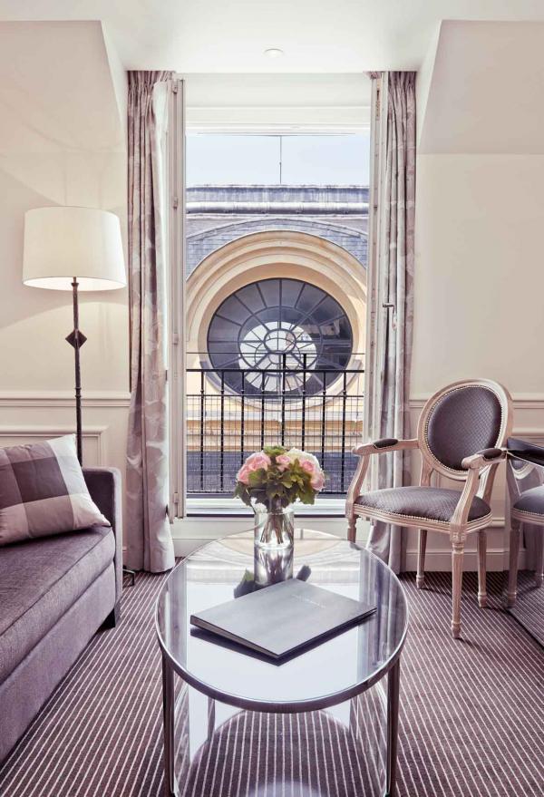 Grand Hôtel du Palais Royal – Junior Suite ©DR
