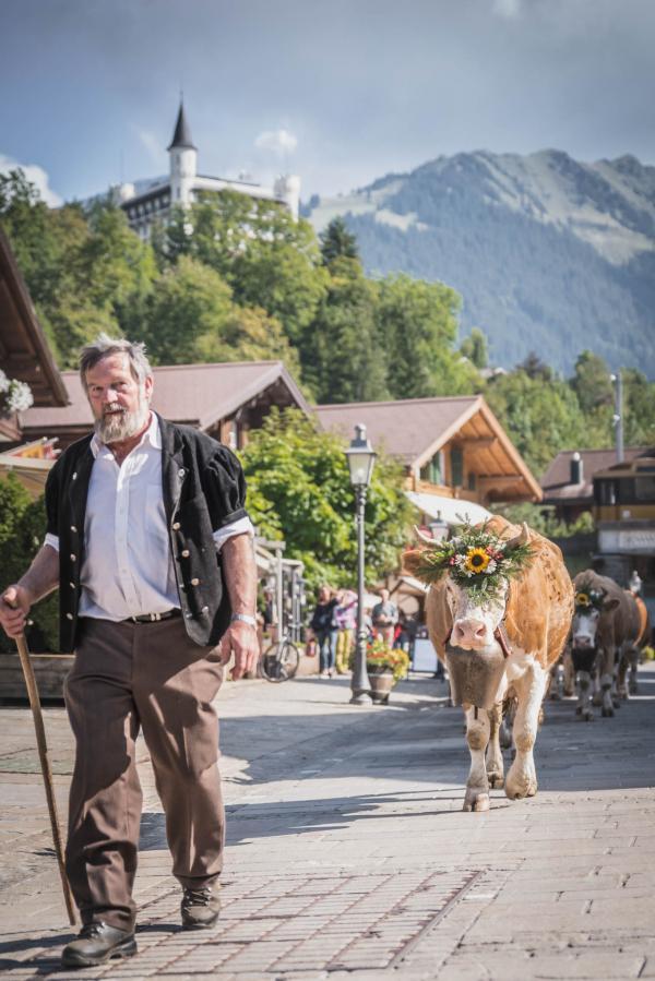 La Züglete © Destination Gstaad.