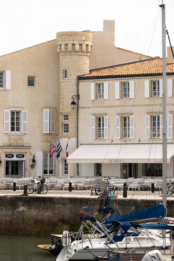 Hôtel de Toiras | Vue du port © DR