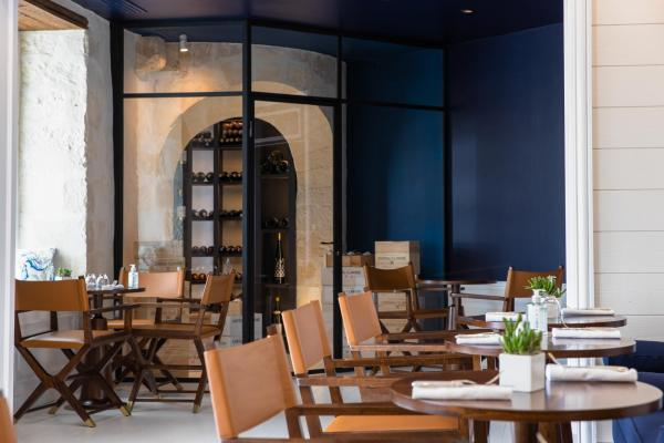 Hôtel de Toiras — restaurant © DR