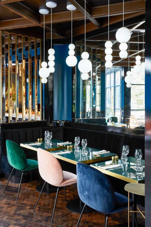 Le Roch Paris — restaurant © DR