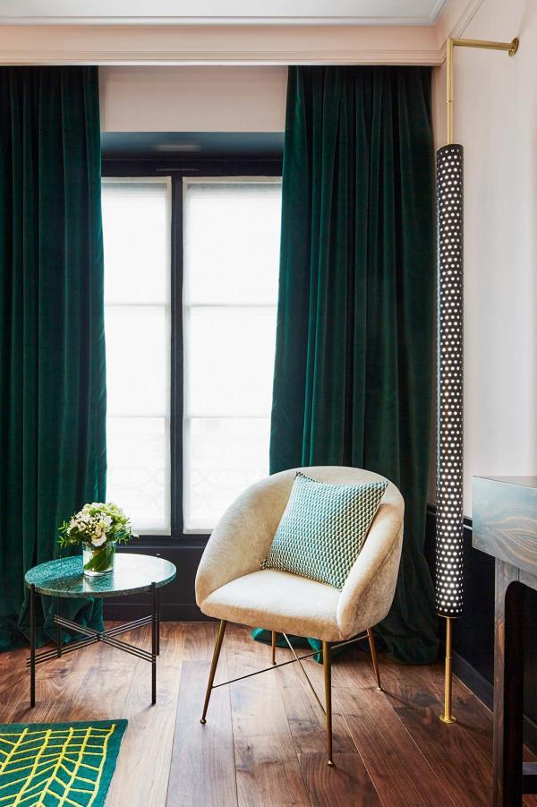 Le Roch Paris — Prestige room © DR