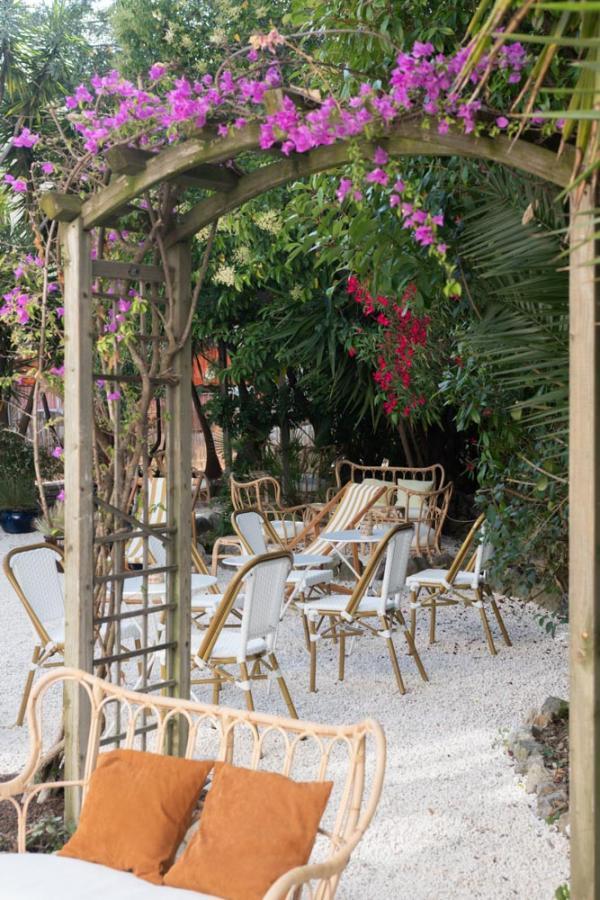 Hôtel le Sud (Antibes) – Extérieur © DR
