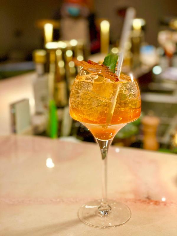 Hôtel Marielle (Val Thorens) - Cocktail © YONDER.fr | EL