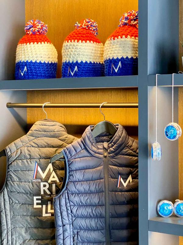 Hôtel Marielle (Val Thorens) - Goodies © YONDER.fr   EL