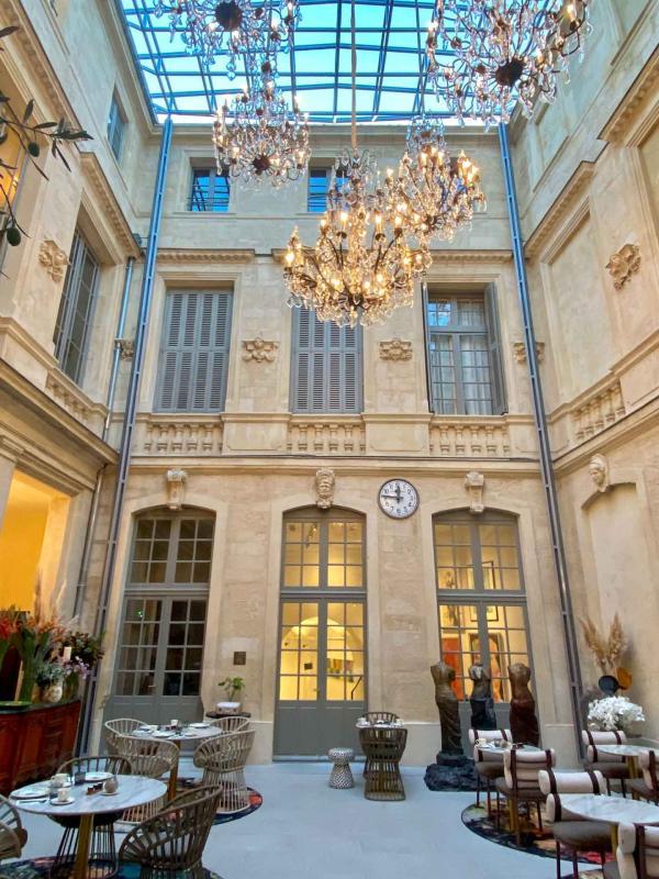 Hôtel Richer de Belleval — La cour intérieure © EL YONDER.fr