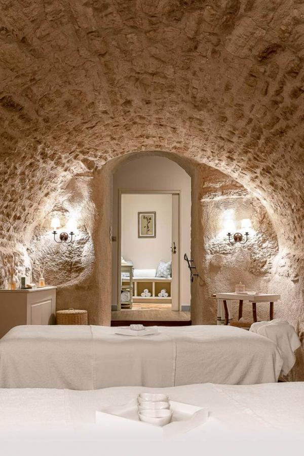 Hôtel Crillon le Brave — spa © Hôtel Crillon le Brave