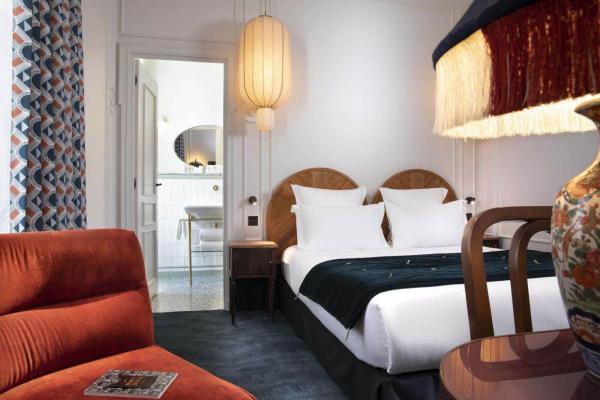 Hôtel Monte Cristo – Chambre © DR