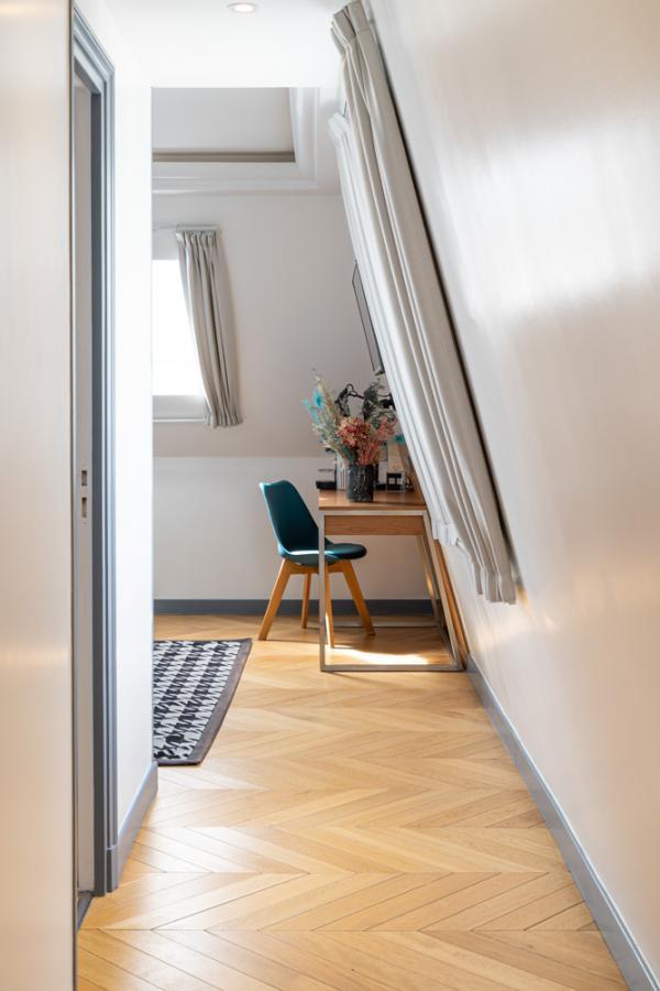 Hôtel Petit Lafayette – Suite mansardée © DR