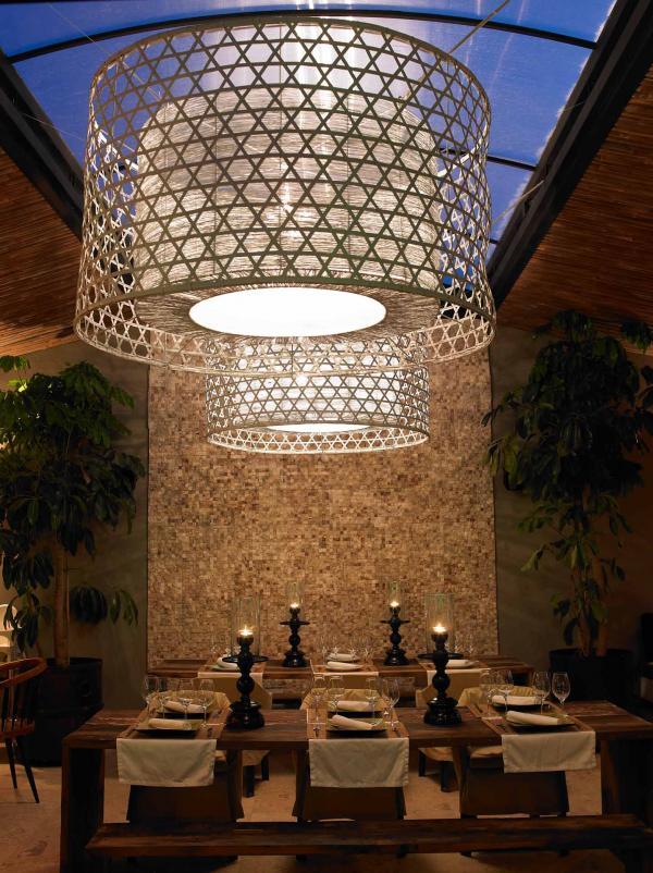 Design léché au Café Giri | © The Café Giri