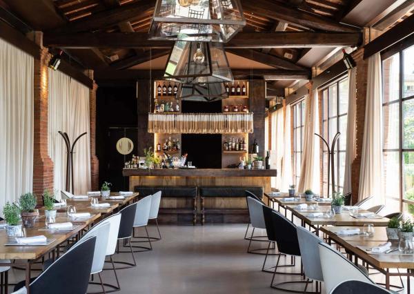 Il Borro – Restaurant © Marco Badiani