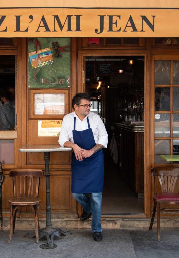 L'Ami Jean — Stéphane Jégo © Ynote