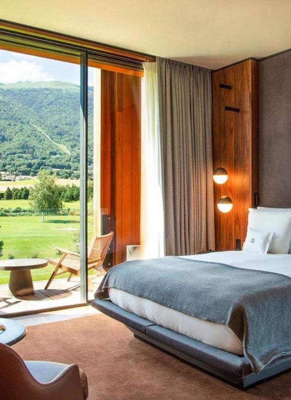 Jiva Hill Resort | Chambre © Lenaka