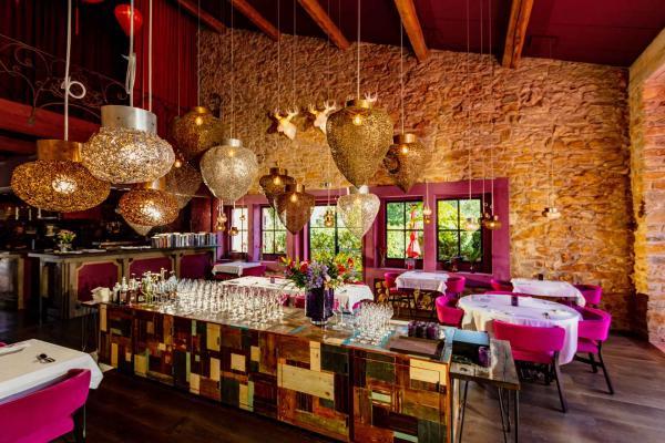Castigno – Restaurant La Petite Table © Aspheries