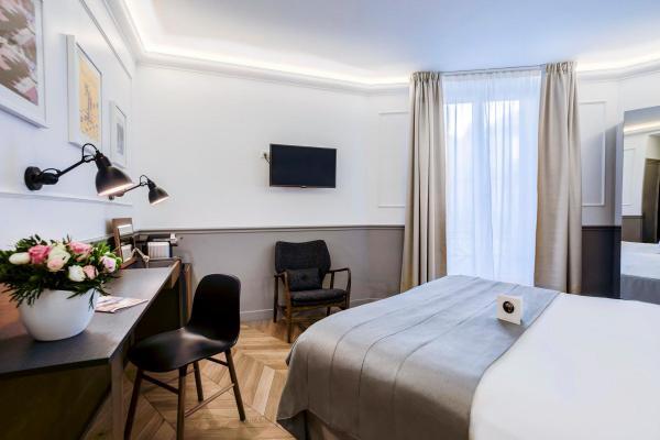 Hôtel Petit Lafayette – Chambre Deluxe © DR