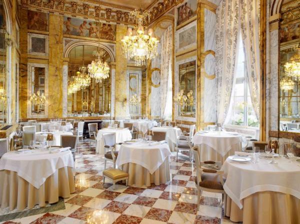 De 2004 à 2009, Jean-François Piège fut le Chef du restaurant gastronomique Les Ambassadeurs à l'Hôtel de Crillon © Eric Cuvillier