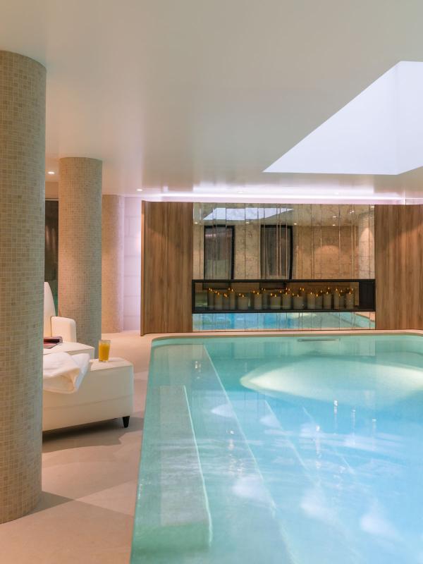 Maison Albar Hotels Le Pont-Neuf — piscine © Jérôme Galland