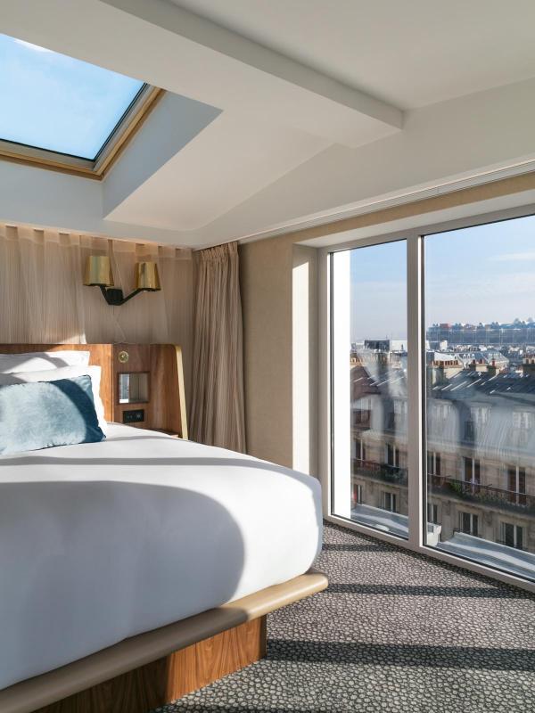 Maison Albar Hotels Le Pont-Neuf — chambre © Jérôme Galland