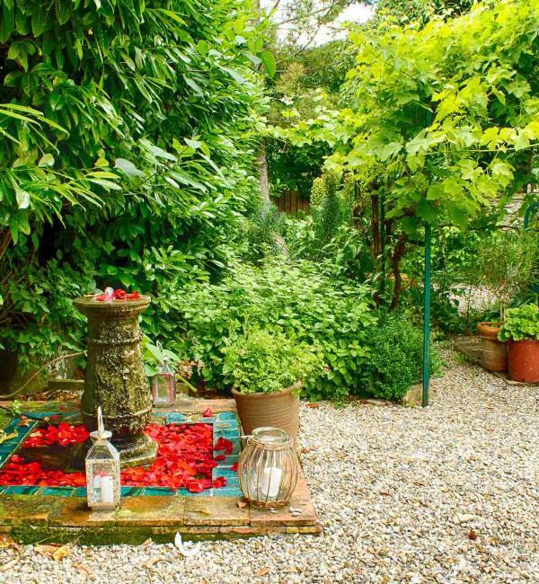 Maison Ila – Jardin © DR