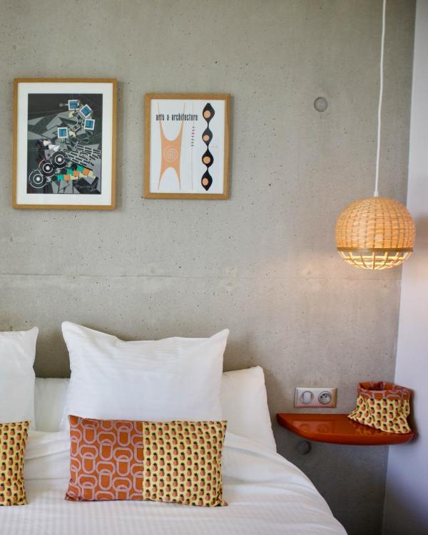 Maison Jalon – Chambre © DR