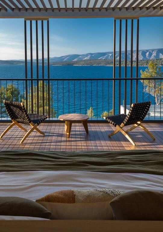 Le tout nouvel hôtel Maslina Resort © DR