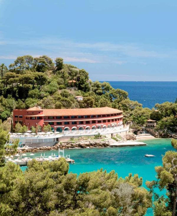 Monte Carlo Beach Monaco – Vue de l'hôtel © Société des Bains de Mer de Monaco