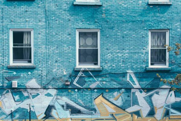 Street art à Montréal © Nick Hillier