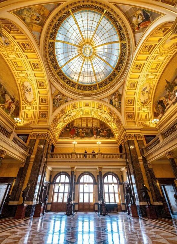 Le musée national © Peter Cech
