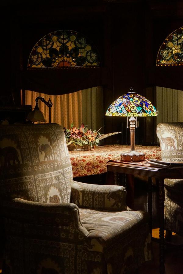 Les salons de la Nagle Warren Mansion © YONDER.fr